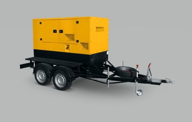 Аренда генератора 120 кВт Gesan