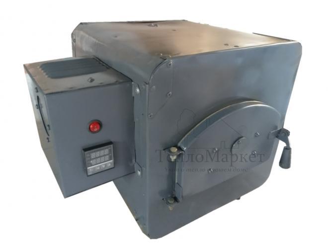 Электрическая муфельная печь ПМ-10 с электрическим  терморегулятором