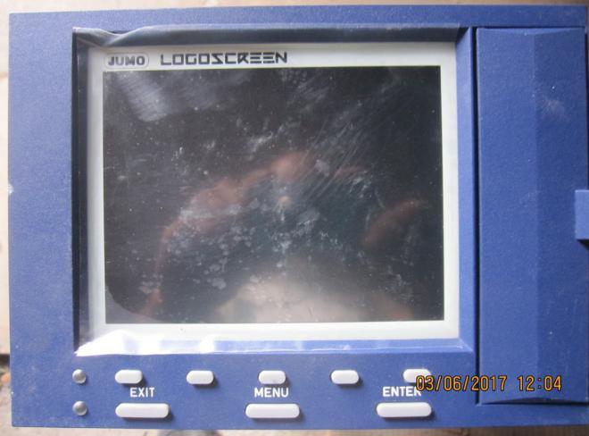Электронный регистратор JUMO Logoscreen cf 706570|20