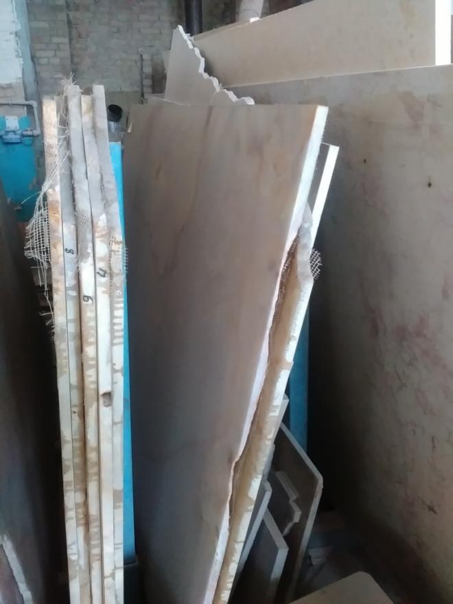 Фабрикаты из оникса и мрамора оригинальные