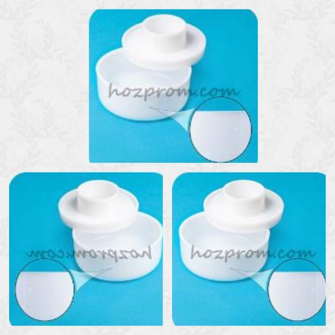 Форма для твердых сыров 2 кг с дренажем Приготовление сыров из молока