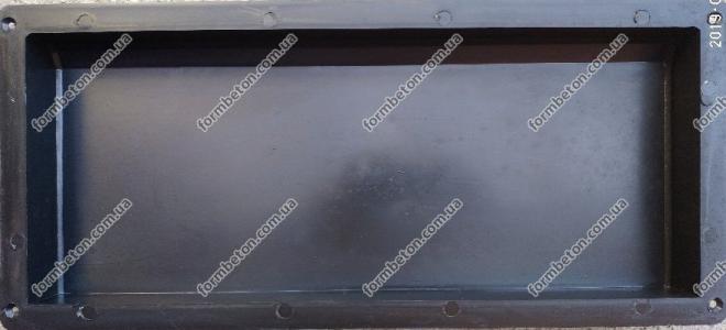Формы для бордюров 50х20х4,5 см