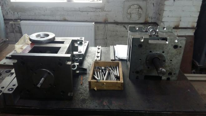 Изготовление, ремонт и обслуживание пресс-форм
