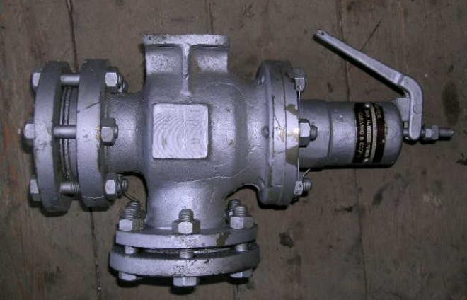 Клапан УФ 23019,  УФ23032,   УЖК-6,  КС 7546, КС 7547. КС7969-09: