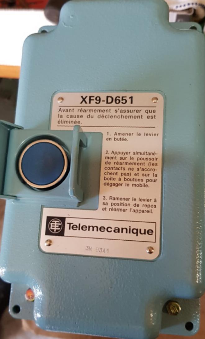 Концевой выключатель XF9-D651, XCR-A12, XCR-A15, ZC2-JE01, ZC2-JC2