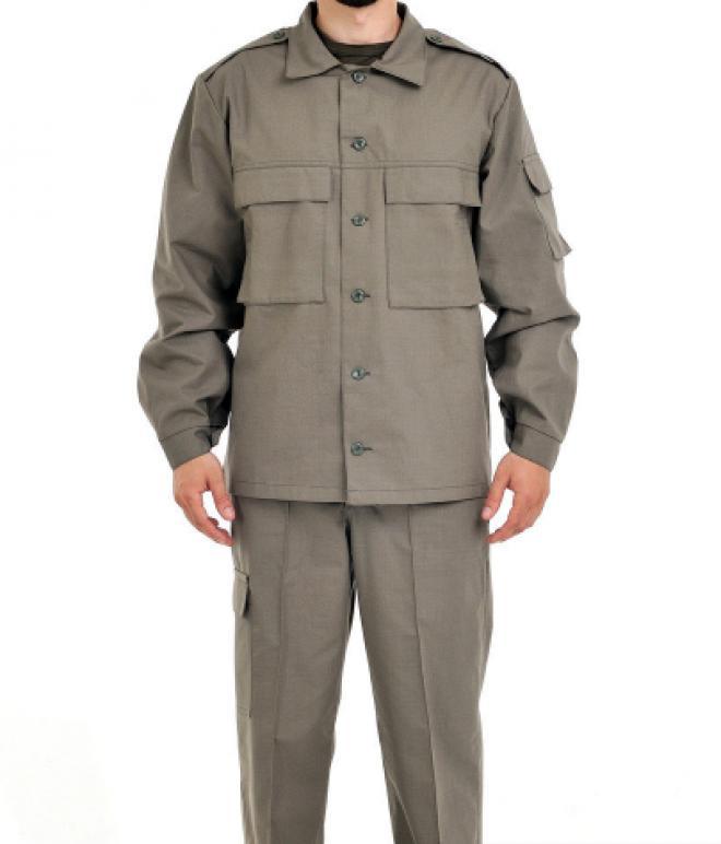 Костюм рабочий охранника на выпуск ткань рип- стоп