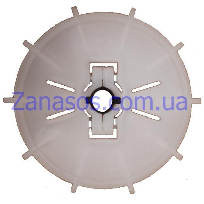 Крыльчатка для охлаждения компрессора 15 - 145 мм.