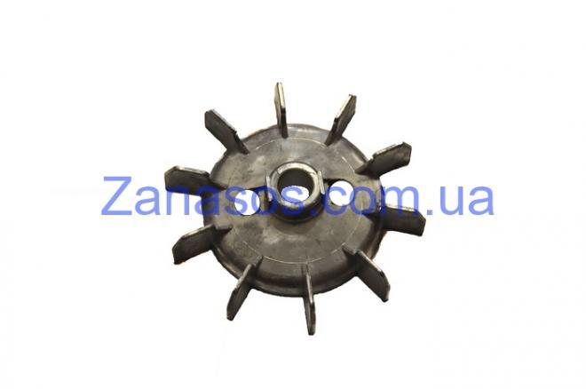 Крыльчатка вентилятора электронасоса БЦНМ 3.5-17