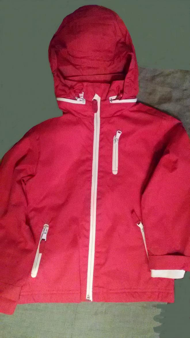 Куртку Faberlic, детская, размер 110
