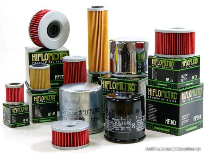 масленый фильтр, Hiflo