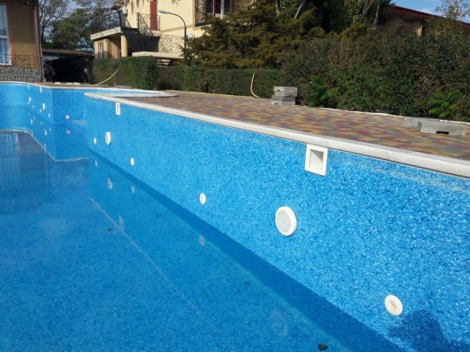 Мембранная гидроизоляция бассейнов  в Днепре