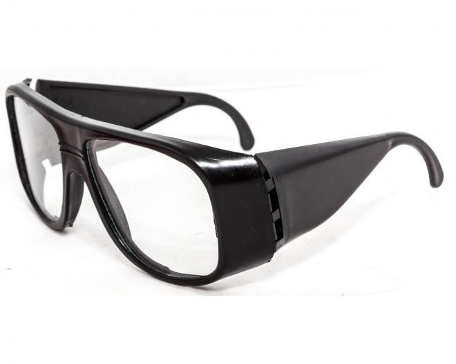Очки защитные с широкой дужкой
