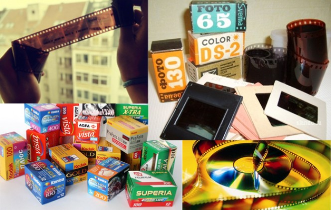 оцифровка кинопленки 8mm -16mm видеокассет-фотопленки-слайдов