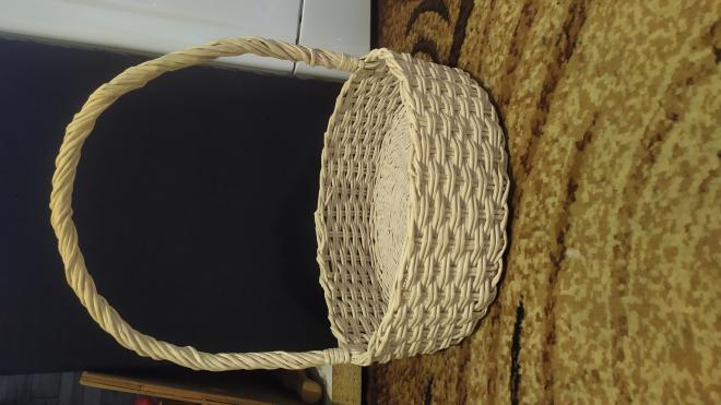 Плетённая корзина