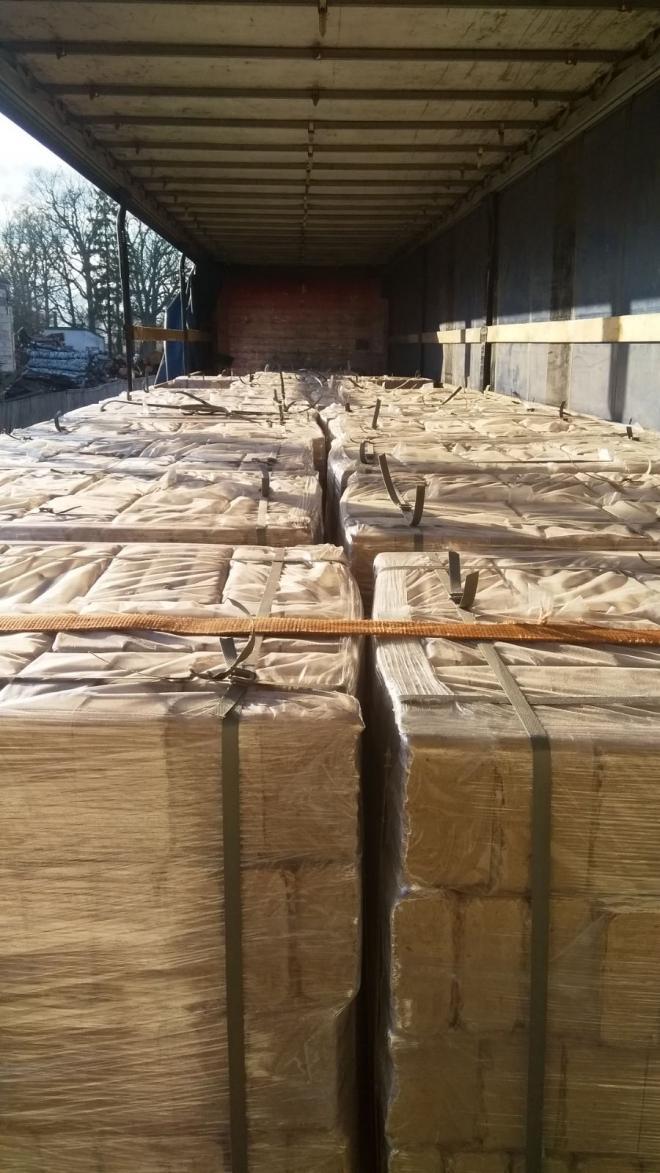 Продаем топливные древесные брикеты типа RUF