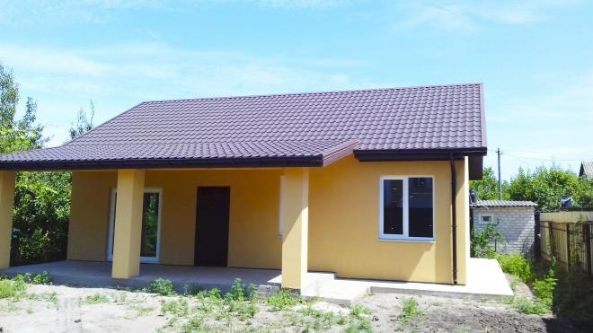 Продам   загородный дом 2021 г.п. в  пригороде  Днепра (г. Подгородное