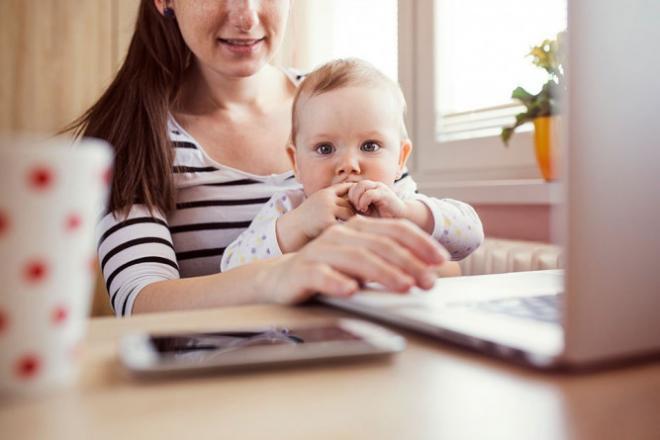 Работа для женщин в декретом отпуске