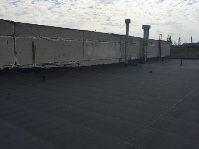 Ремонт крыши, кровельные работы,укладка еврорубероида