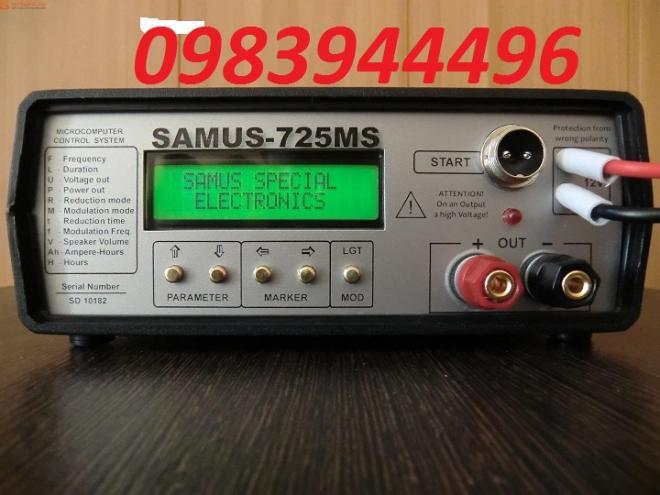 samus 725 ms