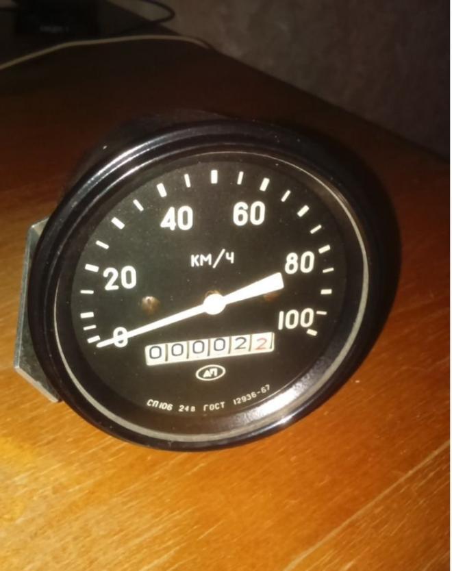 Спидометр СП-110, СП-106, СП24Г