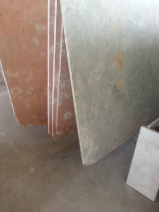 Столешница для барбекю из  мрамора