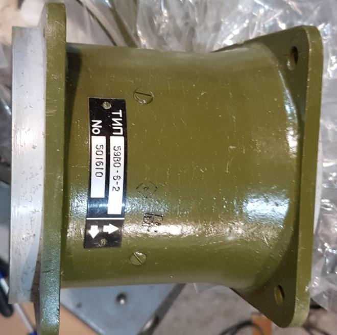 Вентилятор осевой 59ВО-6-2