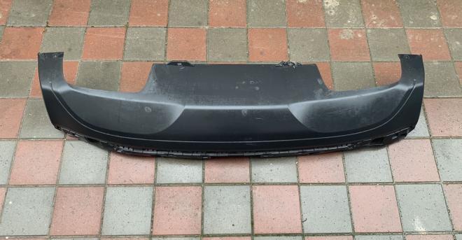 Задний бампер нижняя часть Chevrolet Bolt EV 42590245