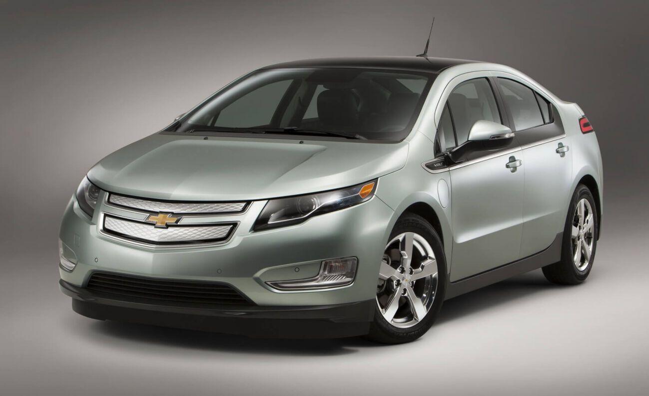Авторазборка запчасти Chevrolet Volt 11-15