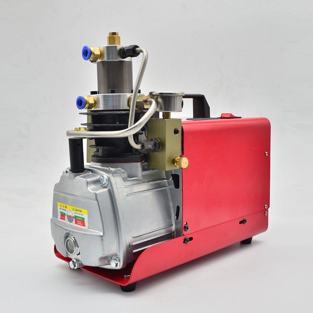 Компрессор высокого давления для накачки баллонов для дайвинга PCP-Min