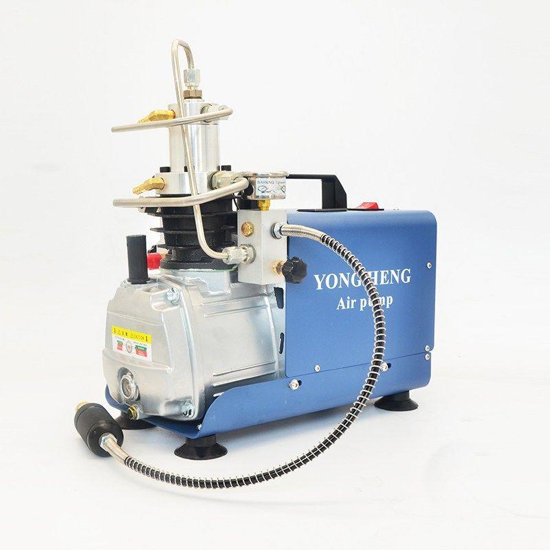 Компрессор высокого давления для накачки баллонов для дайвинга ZYH002