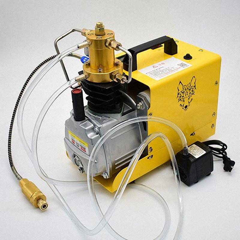 Компрессор высокого давления для заправки пейнтбольного снаряжения PCP