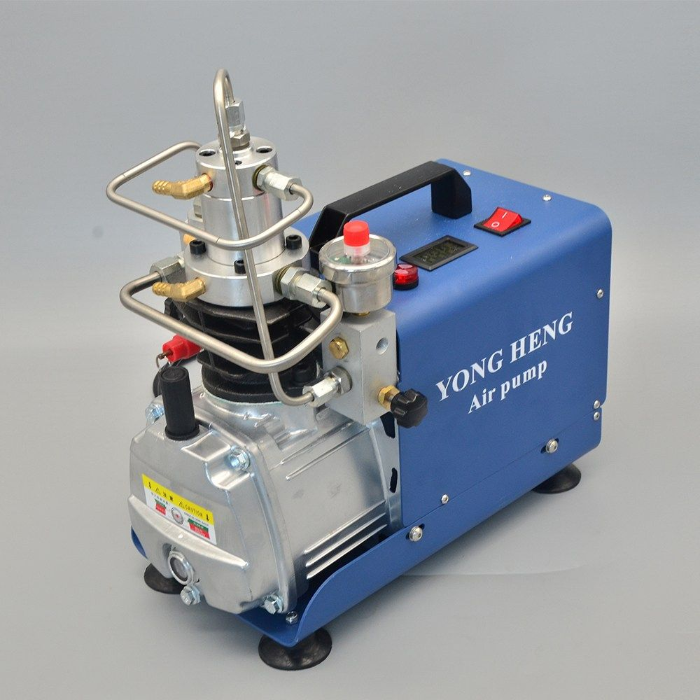 Компрессор высокого давления для заправки пейнтбольного снаряжения ZYH