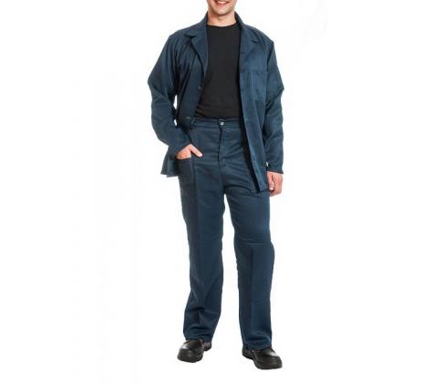 Костюм рабочий куртка и брюки эконом вариант
