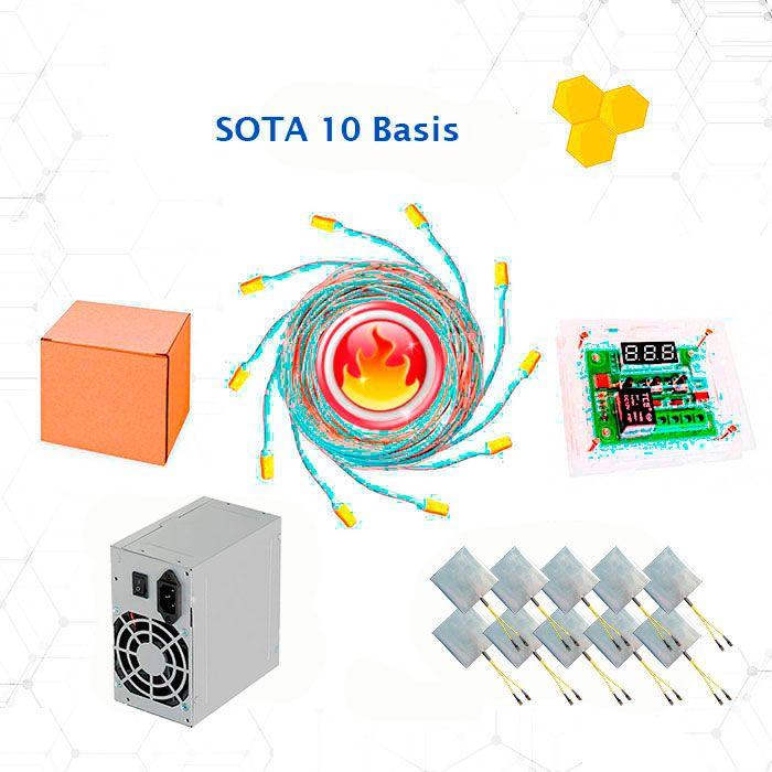 Обогрев для ульев пчел SOTA 10 Basis