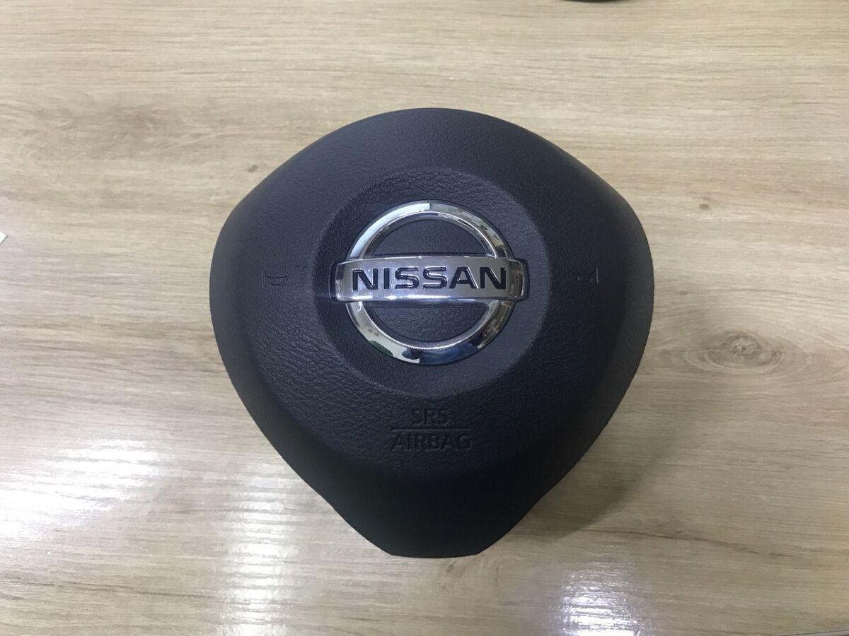 Подушка безопасности Airbag в руль водительськая 2018- 98510-5SA8A