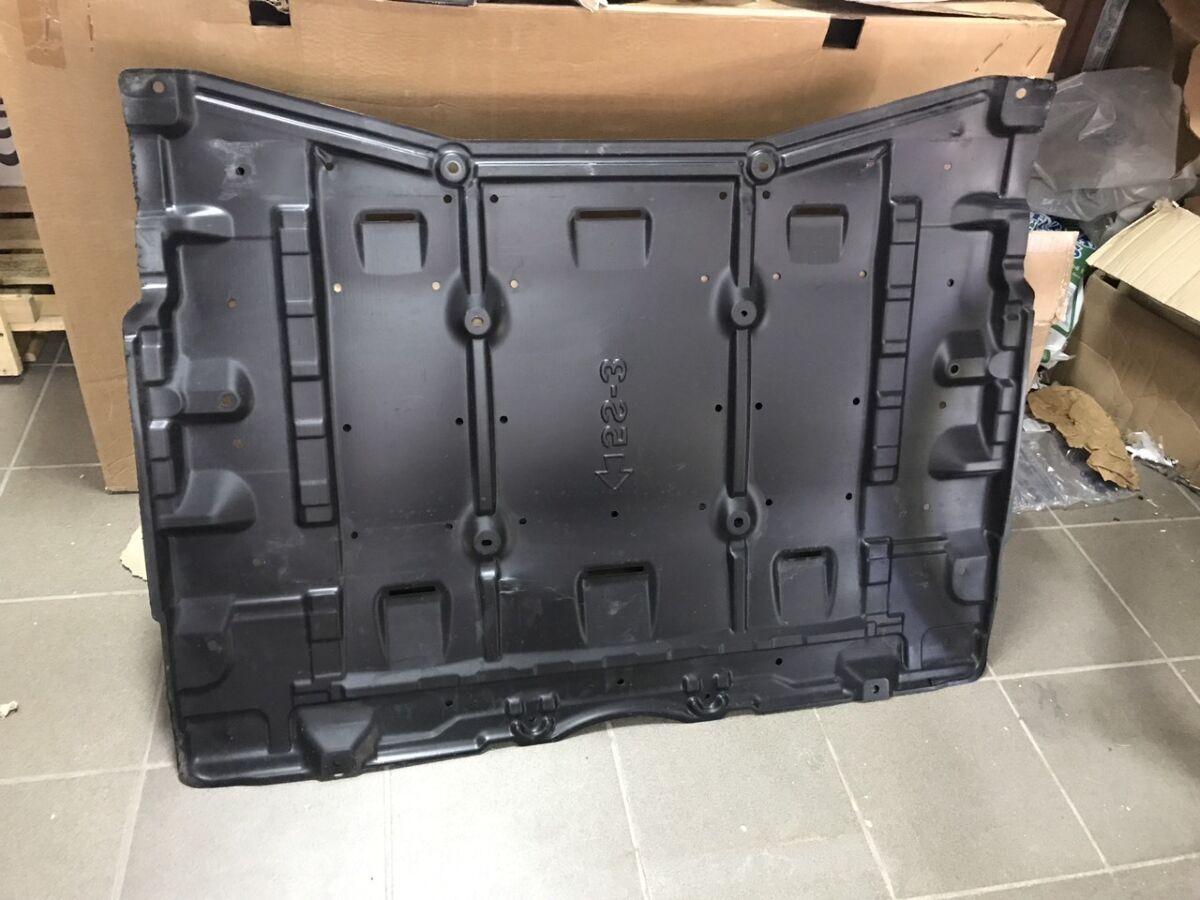 Защита батареи перед Nissan Leaf 2018 748N2 5SK0A
